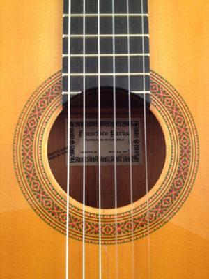 Francisco Barba 1999 - Guitar 1 - Photo 1