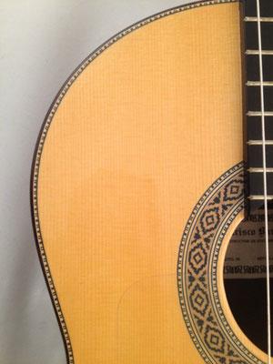 Francisco Barba 2002 - Guitar 4 - Photo 4