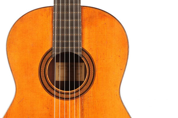 Santos Hernandez 1921 - Guitar 4 - Photo 6