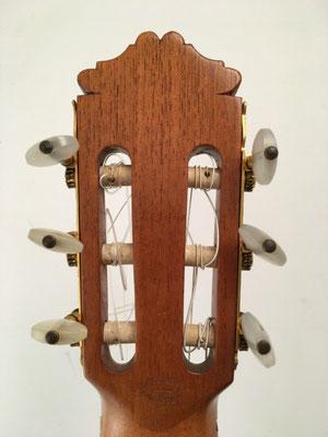 Miguel Rodriguez 1968 - Guitar 4 - Photo 25
