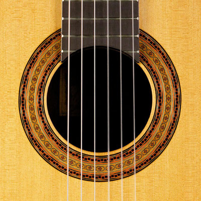Santos Hernandez 1933 - Guitar 2 - Photo 9