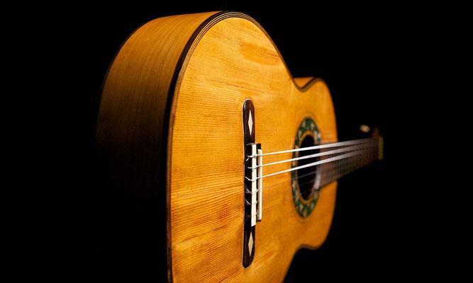 Jose Ramirez 1897 - Guitar 1 - Photo 7