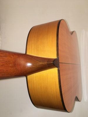 Manuel Reyes Hijo 2001 - Guitar 4 - Photo 9