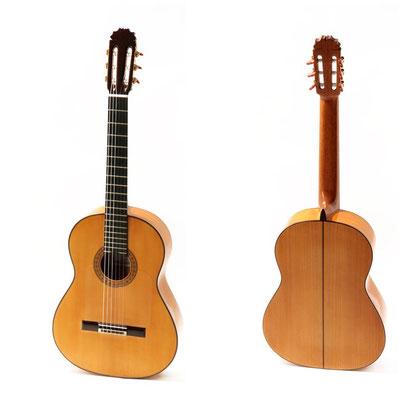 Manuel Reyes Hijo 2013 - Antonio Rey - Guitar 1 - Photo 1