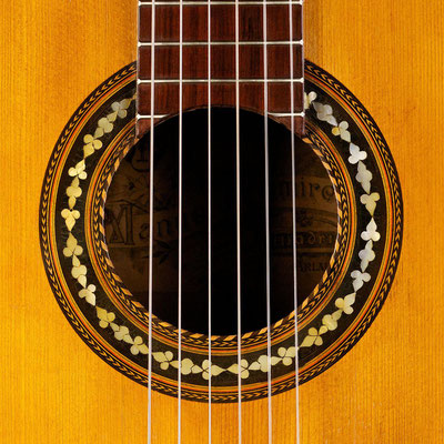 Manuel Ramirez 1912 - Guitar 1 - Photo 9