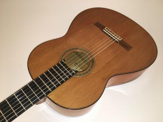 Miguel Rodriguez 1971 - Guitar 2 - Photo 9