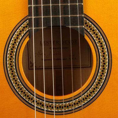 Lester Devoe 2018 - Guitar 1 - Photo 1