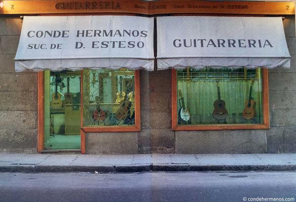 HERMANOS CONDE - SOBRINOS DE DOMINGO ESTESO - SHOP - FELIPE V NO. 2