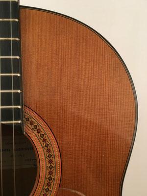 Miguel Rodriguez 1968 - Guitar 2 - Photo 27