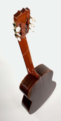 Hermanos Conde 1980 - Paco de Lucia - Back - Guitar 1 - Photo 2