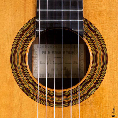 Antonio de Torres 1868 - Guitar 1 - Photo 1