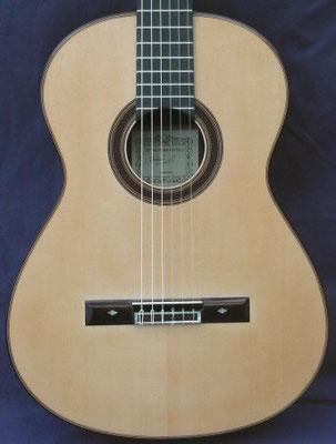 Antonio Marin Montero 2007 - Guitar 3 - Photo 1