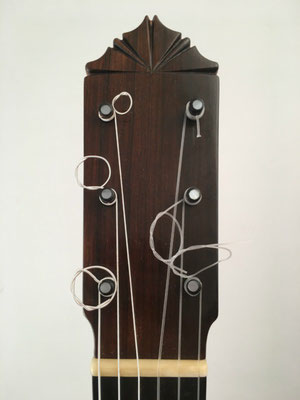 Gerundino Fernandez 1976 - Guitar 3 - Photo 23