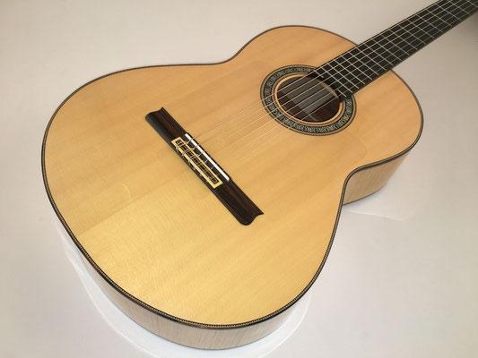 Francisco Barba 2016 - Guitar 5 - Photo 4