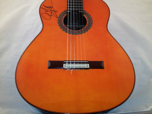 Felipe Conde 2011 - Guitar 6 - Photo 3