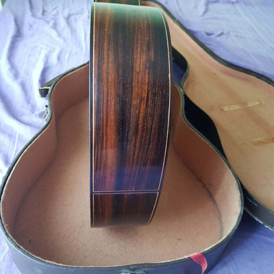 Viuda de Santos Hernandez 1944 - Guitar 1 - Photo 4