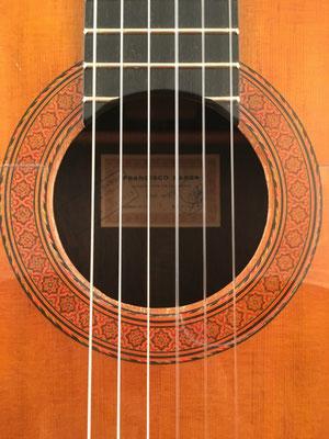 Francisco Barba 1981 - Guitar 2 - Photo 1