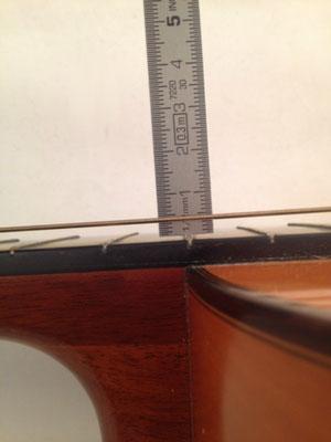 Jose Ramirez 1962 - Guitar 2 - Photo 21