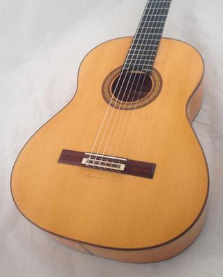 Manuel Reyes Hijo 2007 - Guitar 2 - Photo 3