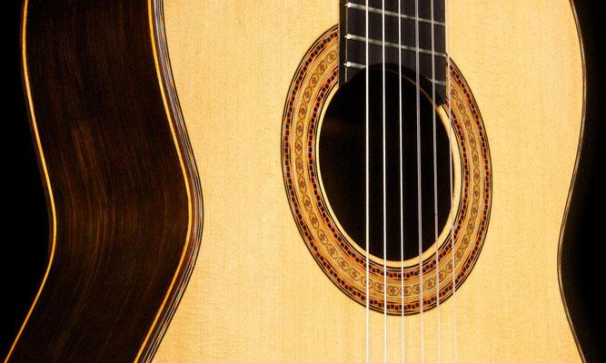 Santos Hernandez 1933 - Guitar 2 - Photo 8
