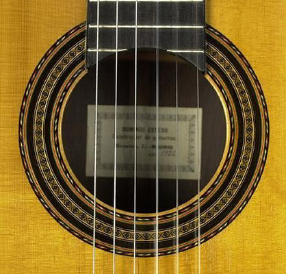 Domingo Esteso 1932 - Guitar 1 - Photo 4