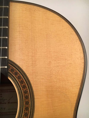 Antonio Marin Montero 2015 - Guitar 3 - Photo 14