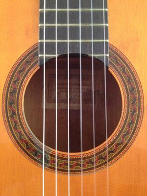 SOBRINOS DE DOMINGO ESTESO 1972 - Guitar 1 - Photo 1