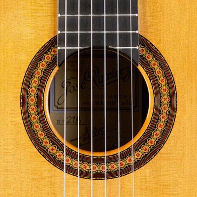 Jose Ramirez 2016 - Guitar 3 - Photo 9
