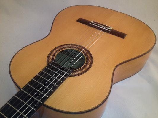 Manuel Reyes 1987 - Guitar 1 - Photo 7