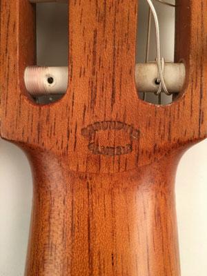 Gerundino Fernandez 1976 - Guitar 2 - Photo 19