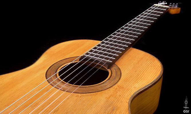 Jose Ramirez 1945 - Guitar 1 - Photo 4