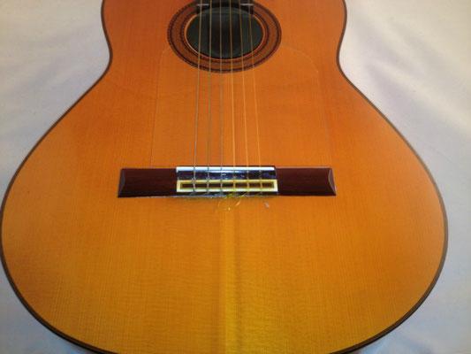 Jose Ramirez 1962 - Guitar 2 - Photo 4