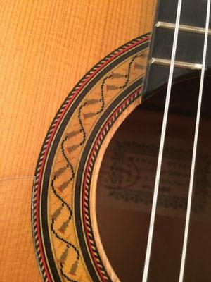Manuel Reyes 1994 - Guitar 3 - Photo 4
