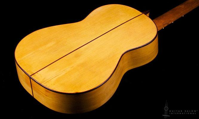 Arcangel Fernandez 1957 - Guitar 1 - Photo 7