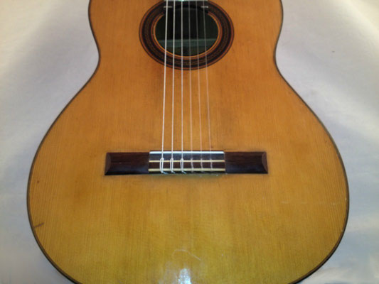 Domingo Esteso 1939 - Guitar 1 - Photo 3