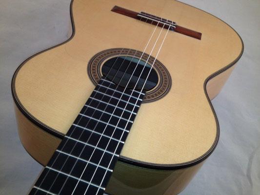 Antonio Marin Montero 2013 - Guitar 3 - Photo 9