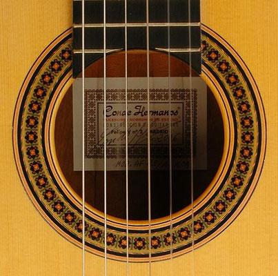 Hermanos Conde 2006 - Guitar 6 - Photo 4