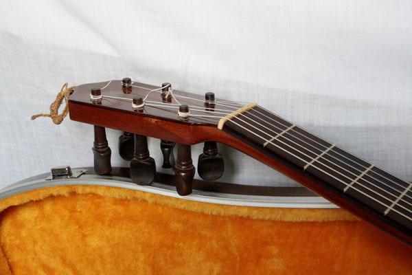 Domingo Esteso 1932 - Guitar 5 - Photo 8