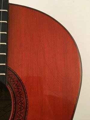 Jose Ramirez 1971 - Guitar 3 - Photo 5