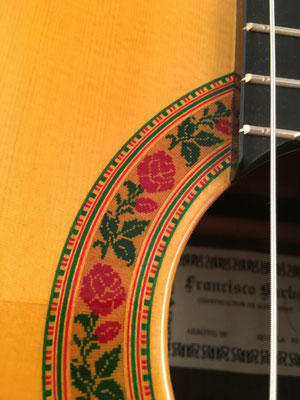 Francisco Barba 2016 - Guitar 4 - Photo 3