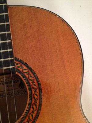 Gerundino Fernandez 1974 - Guitar 1 - Photo 6