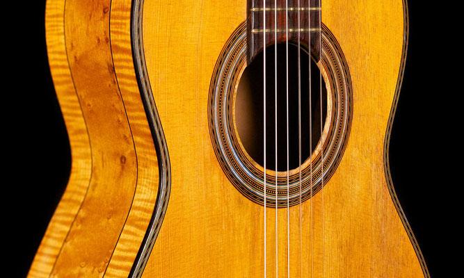 Antonio de Torres 1862 - Guitar 1 - Photo 12