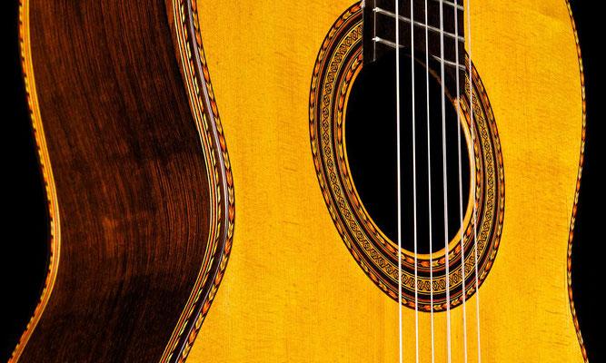 Domingo Esteso 1929 - Guitar 4 - Photo 16