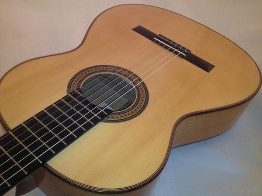 Antonio Marin Montero 2009 - Guitar 3 - Photo 15