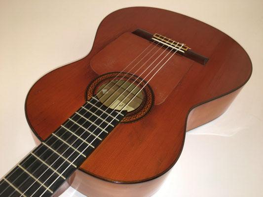Jose Ramirez 1968 - Guitar 4 - Photo 12