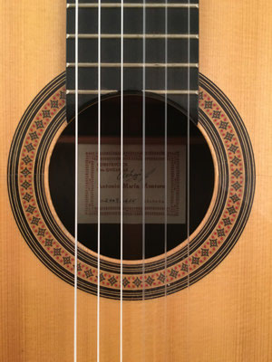 Antonio Marin Montero 2009 - Guitar 2 - Photo 31