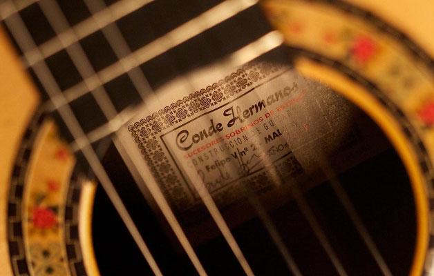 Hermanos Conde 2008 - Guitar 1  - Photo 16