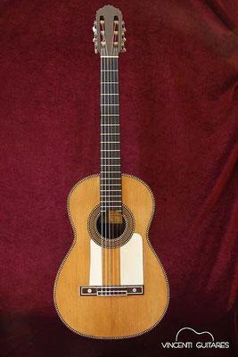 Manuel Ramirez 1910 - Guitar 3 - Photo 3