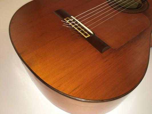 Jose Ramirez 1968 - Guitar 4 - Photo 11