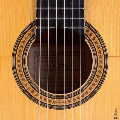 Antonio Marin Montero 2003 - Guitar 1 - Photo 9